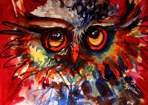Painting - Flo  by Laurel Bahe