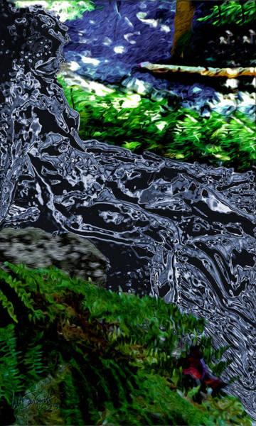 Digital Art - Flo by William Sargent