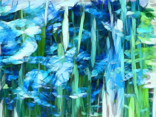 Mixed Media - Float 2 by Angelina Tamez