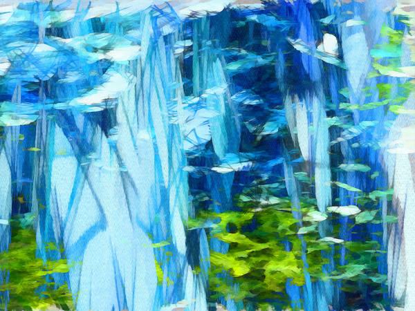 Mixed Media - Float 3 by Angelina Tamez