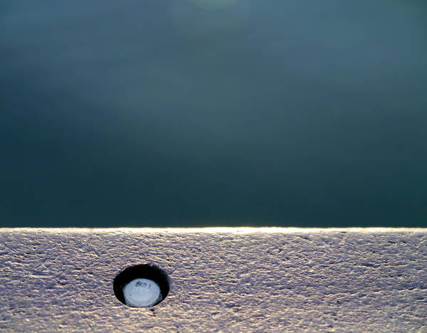 Wall Art - Photograph - Floating Dock by Peter Mooyman