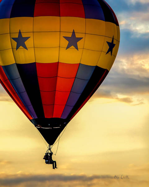Photograph - Floating Free  by Bob Orsillo
