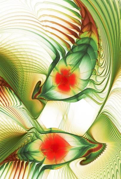 Digital Art - Floating Thoughts by Anastasiya Malakhova