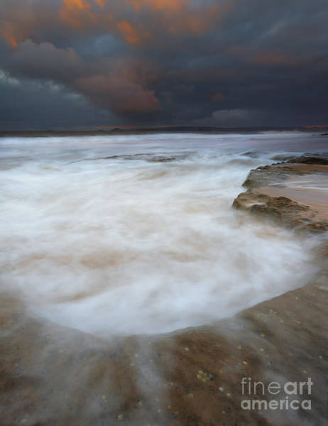 Elliott Photograph - Flooded By The Tides by Mike Dawson