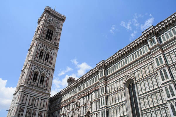 Wall Art - Photograph - Florence Duomo 9 by Bridget Brummel