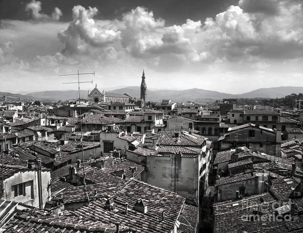 Florence Italy - 01 Art Print