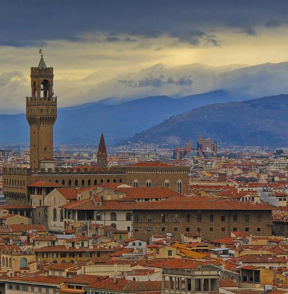 Florence Overlook Art Print