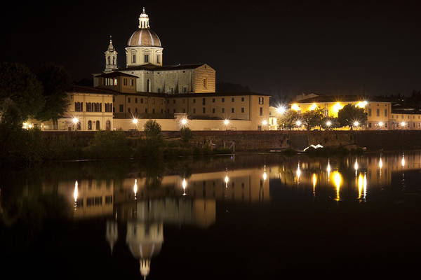 Photograph - Florence Reflections by Nathan Rupert