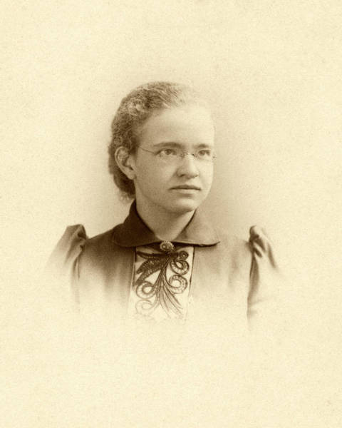 Pioneer School Photograph - Florence Sabin by National Library Of Medicine