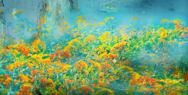 Flores De Ayamonte Art Print