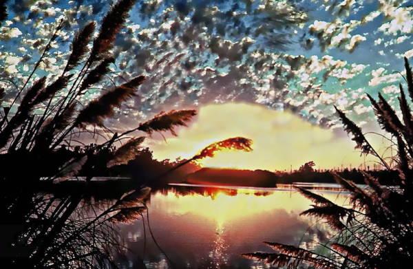 Photograph - Florida Sunset by Anthony Dezenzio
