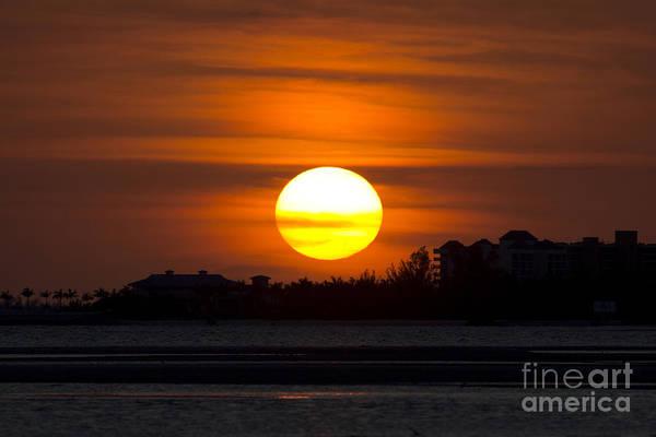 Photograph - Florida Sunset Photo by Meg Rousher