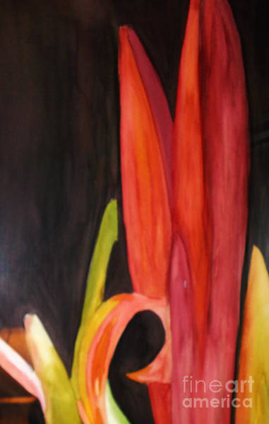 Painting - Flourish by Yael VanGruber