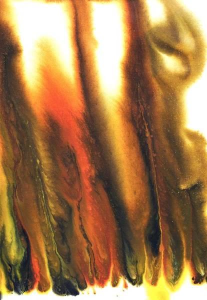 Fluid Acrylic Painting - Flow Series 3 by Sumit Mehndiratta