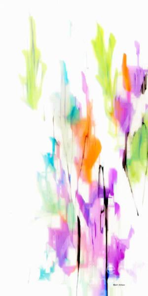Digital Art - Flower Fantasy 2 by Rafael Salazar