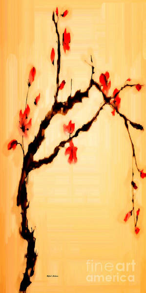 Digital Art - Flower Fantasy 4 by Rafael Salazar