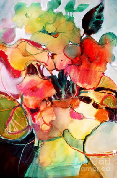 Flower Vase No. 2 Art Print