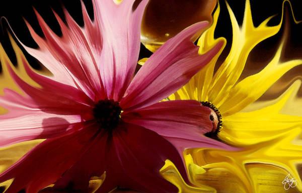 Photograph - Floral Mindscape by Wayne King