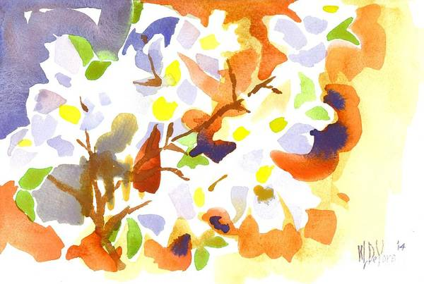 Painting - Flowering Dogwood II by Kip DeVore