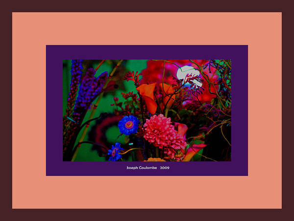 Photograph - Flowers For Mother by Joseph Coulombe