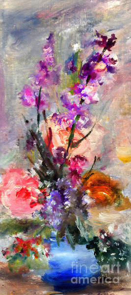 Painting - Flowers For You by Daliana Pacuraru