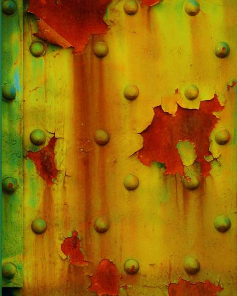 Photograph - Flowing Rust by Charles Lucas