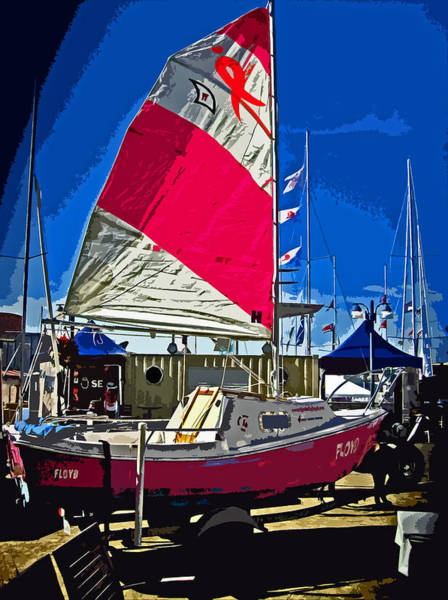 Photograph - Floyd At Jack London Square 2013 by Joseph Coulombe