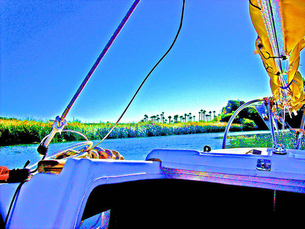 Photograph - Floyd Bound For Oxbow Marina by Joseph Coulombe