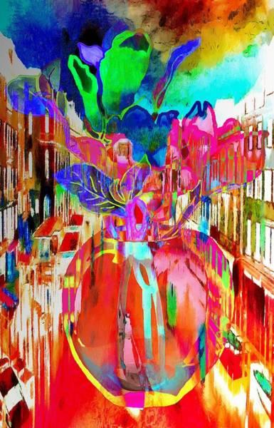 Painting - Fiori In Italiano by Catherine Lott