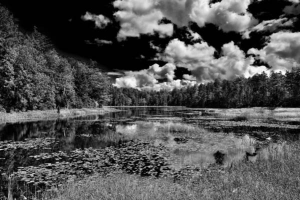 Photograph - Fly Pond - Old Forge New York by David Patterson