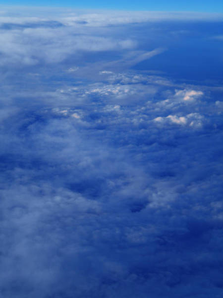 Photograph - Flying Above The Skyes by Colette V Hera  Guggenheim