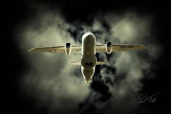 Kimberley Airport Photograph - Flying Angel by Paul Job
