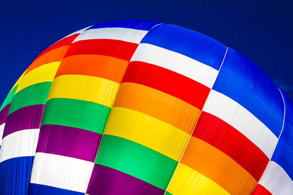 Photograph - Flying Colors - Landscape by Ron Pate