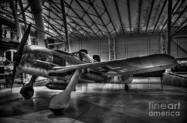 Wall Art - Photograph - Focke-wulf Fw 190 Wurger by Tommy Anderson