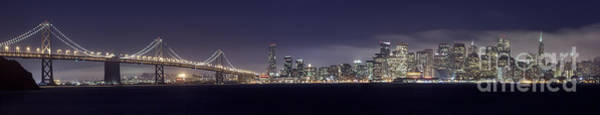 San Francisco Bay Area Photograph - Fog City San Francisco by Mike Reid