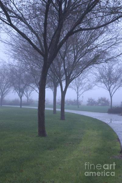 Photograph - Fog by Kerri Mortenson