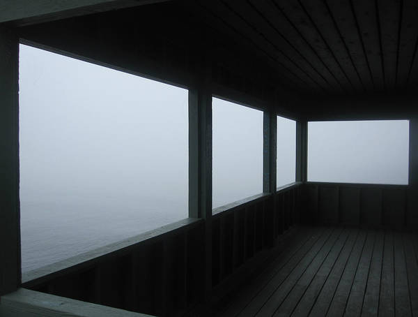 Photograph - Fog by Marilyn Wilson
