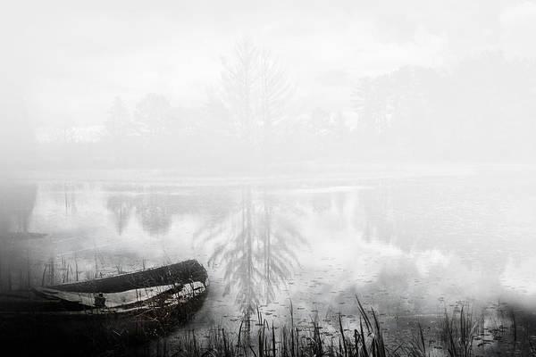 Photograph - Foggy Bottom Seney by Evie Carrier
