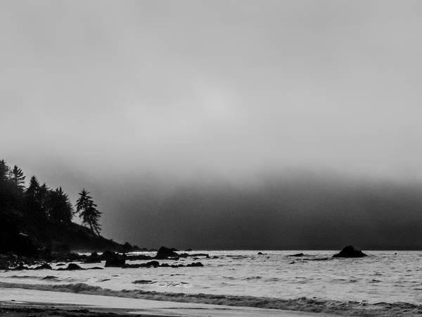 Photograph - Foggy Coast by Jim DeLillo