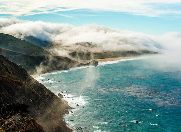 Photograph - Foggy Lookout by Paul Johnson