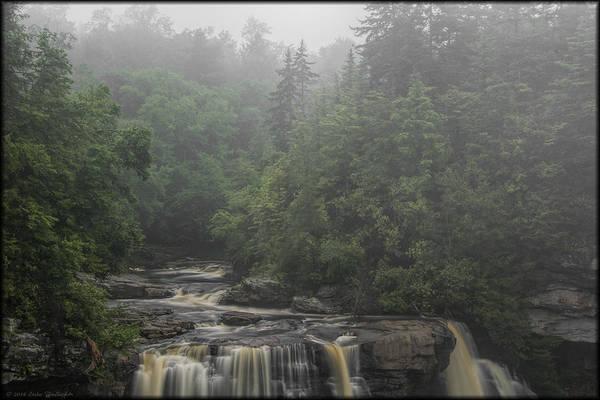Photograph - Foggy Morning Blackwater by Erika Fawcett