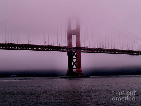 Foghorns Photograph - Foggy Morning Symphony by Craig Pearson