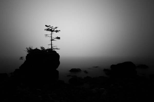 Canon Eos 6d Photograph - Foggy Sunrise by Jakub Sisak