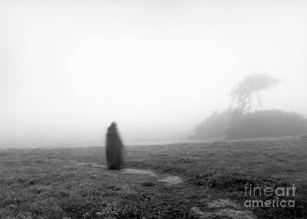 Shotwell Photograph - Foggywalk by Kathi Shotwell