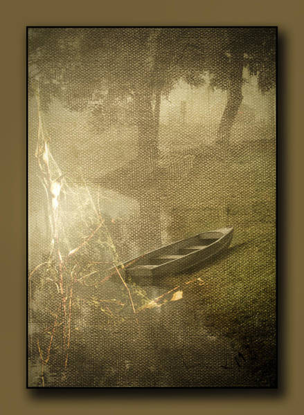 Wall Art - Photograph - Fogy Pond by Keith Hutchings