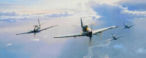 Junkers Digital Art - Follow Me by Don Kuing