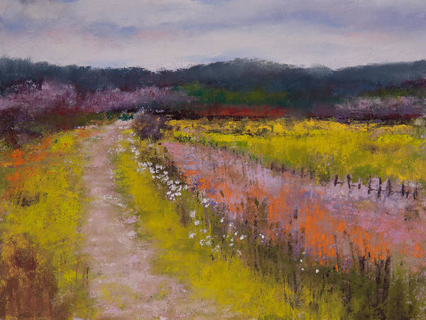 Painting - Follow The Daisies by David Patterson
