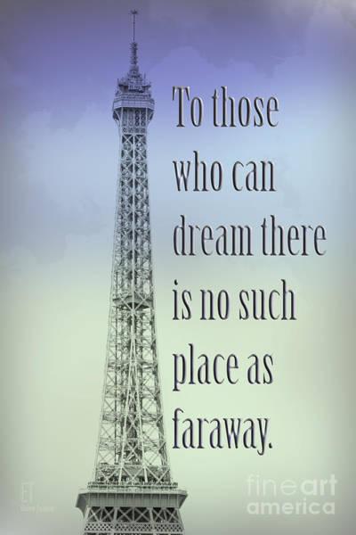 Photograph - Follow Your Dream by Elaine Teague