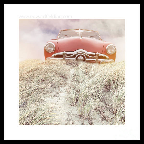 Wall Art - Photograph - Follow Your Dreams Signed Mini by Edward Fielding