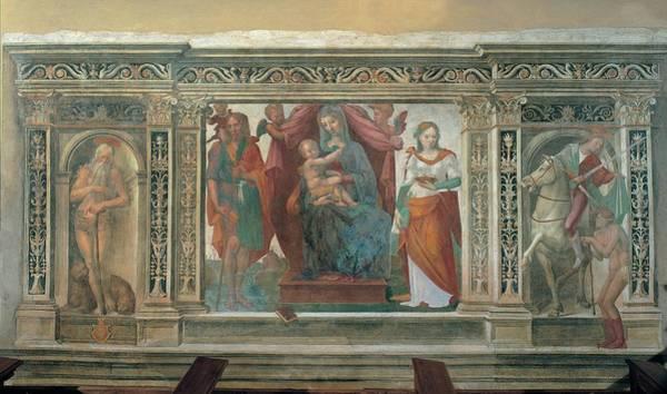 Wall Art - Photograph - Follower Domenico Di Giacomo Di Pace by Everett